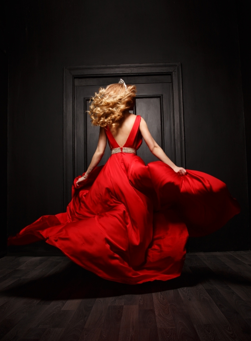 ABOUT | The Red Dress Effect